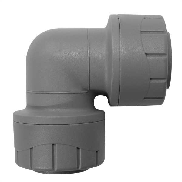 Polyplumb Elbow Grey 10mm