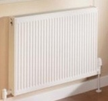 Quinn Warmastyle Radiator White Double Convector 400mm x 600mm