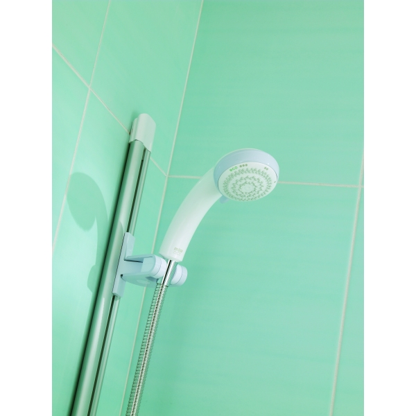 Mira Advance ATL 9.0kw Electric Shower White Chrome