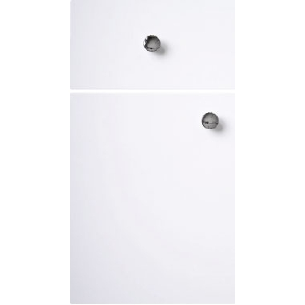 Atlanta Slimline Full Panel WC Unit & Cistern 600mm Lucia Premium White Gloss