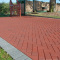 Omega Paving 50mm Depth Red