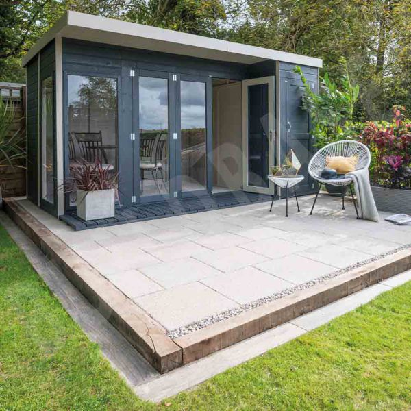 Mahina Paving Light Grey 450x450
