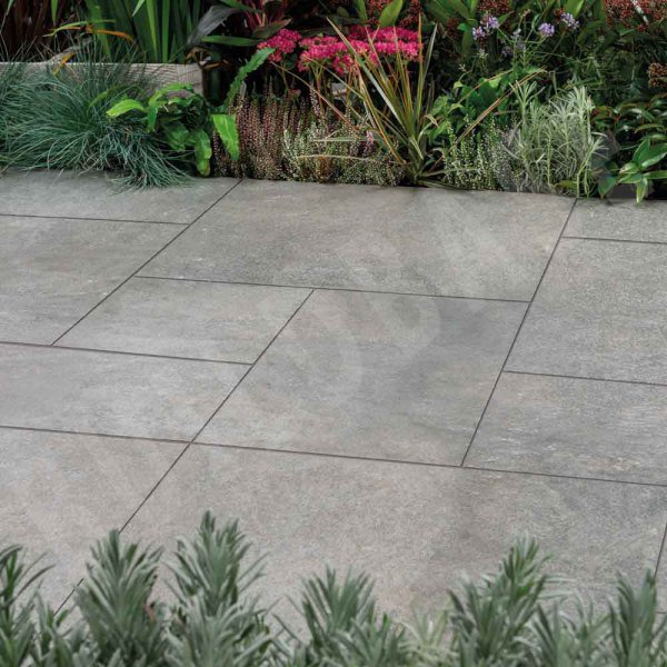 Aged Riven Patio Pack York Brown