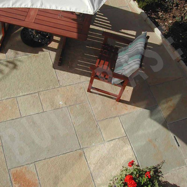 Honey Limestone Patio Pack