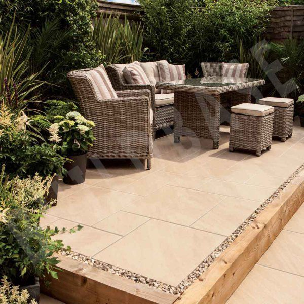 Aspero Patio Pack Beige