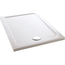 Mira Flight Safe Rectangular 1000 x 800mm White