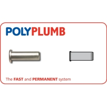 Polyplumb Support Sleeve Metal 10mm
