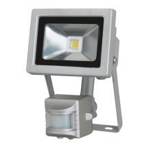 Powermaster LED Floodlight PIR IP44 10w S6598