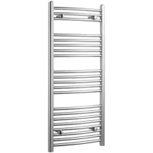 Curved Towel Rail 1150mm x 500mm Chrome