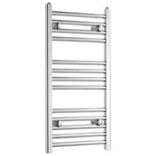 Aura Flat Towel Rail Chrome 1150mm x 500mm