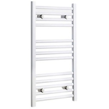 Flat Towel Rail 1150mm x 600mm White
