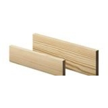 12x95mm Redwood S/B Dressed R1A Skirting