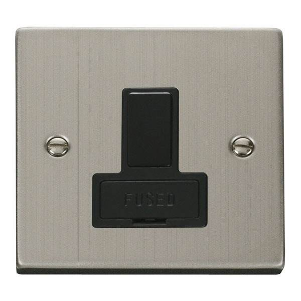 Click VPSS651BK 13A Fused Switched Connection Unit