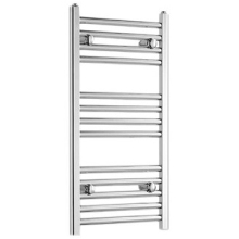 Flat Chrome Towel Rail 1500mm x 450mm