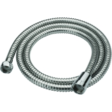 Suregraft Stainless Steel Shower Hose Chrome 1.5m