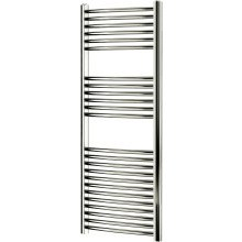 Curved Towel Rail 1800mm x 450mm Chrome