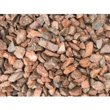 20mm Red Chippings Bulk Bag