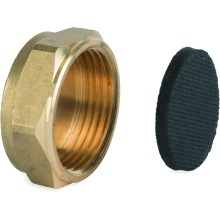 22mm Compression Cap Nut P163B.6
