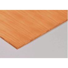 Red Face Poplar Core Plywood B/BB 2440 x 1220 x 12mm