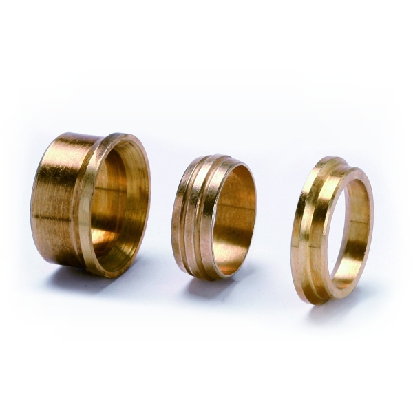 Reducing Set Brass 28mm X 22mm