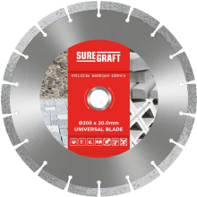 Suregraft Diamond Blade 300 x 20mm