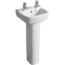 Tempo Hand Rinse Basin 400 2 Tapholes