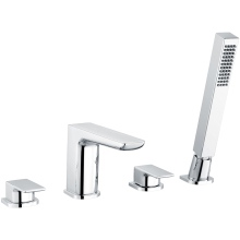 4Hole Deck Mounted Bath Shower Mixer