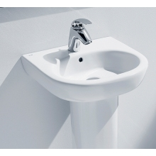 Roca Meridian Wall Hung Basin 500mm x 460mm