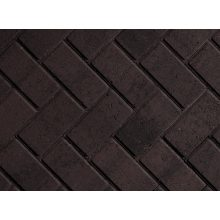 Eaton Type R Block Paver 50mm Charcoal