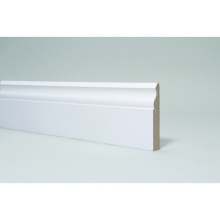 MDF Primed Ogee Skirting 18 x 168mm 5.4m