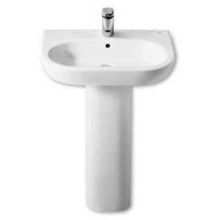 Roca Meridian Wall Hung Basin 650mm x 460mm