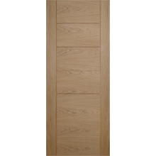 "Suregraft Palermo Oak Veneer Door 686 x 1981 x 35mm (2'3"" x 6'6"")"