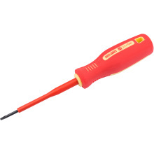 Suregraft VDE Plain Slot Screwdriver 75 x 2.5mm