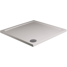 JT40 Fusion Square Tray White 760mm White