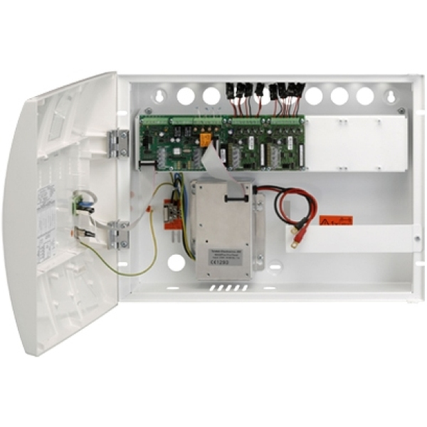 8 Zone Fire Panel expandable to 16 zones
