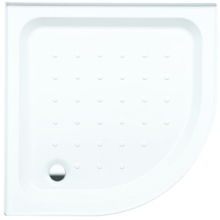 Coram Quadrant Shower Tray White 900mm x 900mm