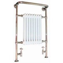 Aura Victorian Heated Towel Rail 952x659x235mm