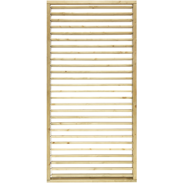 Adjustable Slat Garden Panel 0.9x1.8m