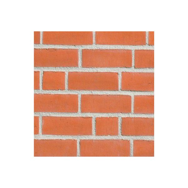 All about brick 65mm chelmer red facing brick buildbase for All brick