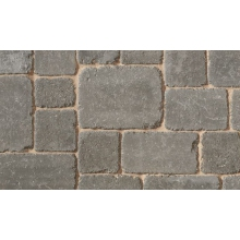 Brett Alpha Block Paving 210x140x50mm Charcoal