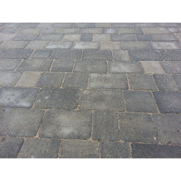 Alpha Block Paving 105x140x50mm Charcoal