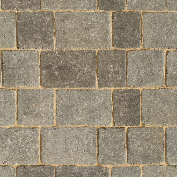 Alpha Trio Paving Pack 60mm Silver Haze