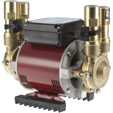 Amazon Twin Regenerative 3.0 Bar Brass Shower Pump