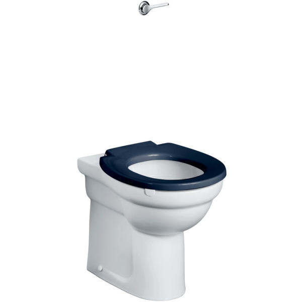 Armitage Shanks Contour 21 High Rimless 46cm Back To Wall WC Pan Standard Projection