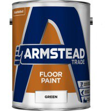 Armstead Endurance 5ltr Floor Paint Green