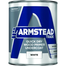 Armstead Primecoat 1ltr Acrylic Primer/Undercoat