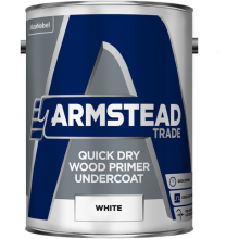 Armstead Quick Dry Wood Primer Undercoat 5L