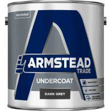 Armstead Trade 1ltr Undercoat Dark Grey