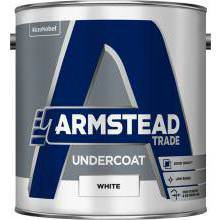 Armstead Trade 2.5ltr Undercoat White