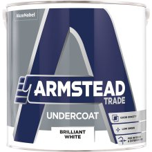 Armstead Undercoat White 5L